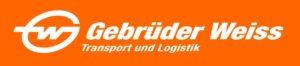 Logo Gebrüder Weiss Transport und Logistik