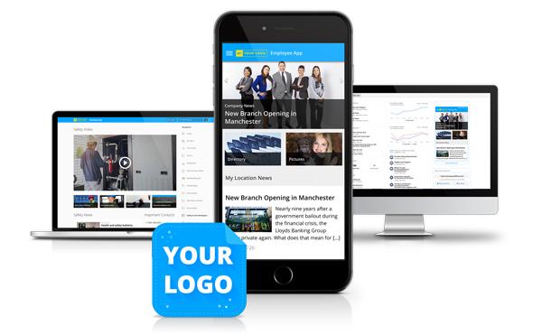 Staffbase Employee Experience Platform Responsive Logistics