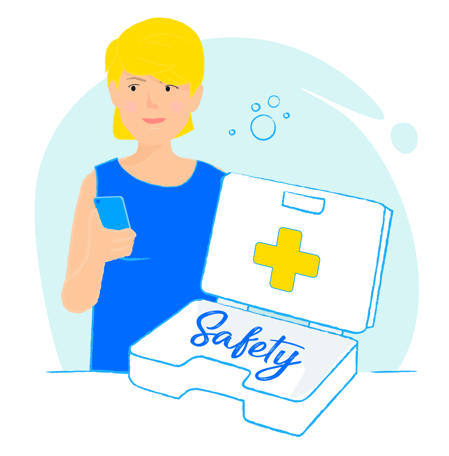 Staffbase Employee Experience Platform Safety