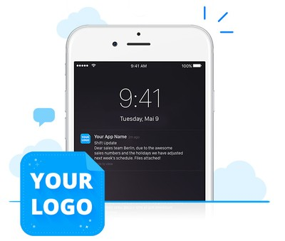 Your own branded employee app