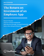 The Return on Investment of an Employee App
