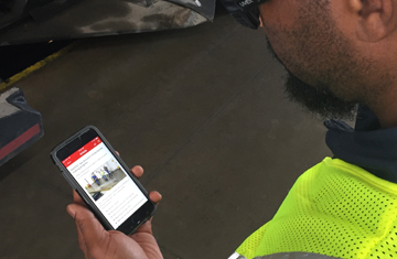 Driving Change with an Employee App