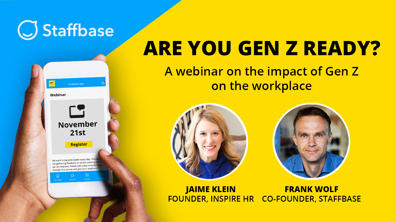 Are You Ready to Work with Gen Z?!