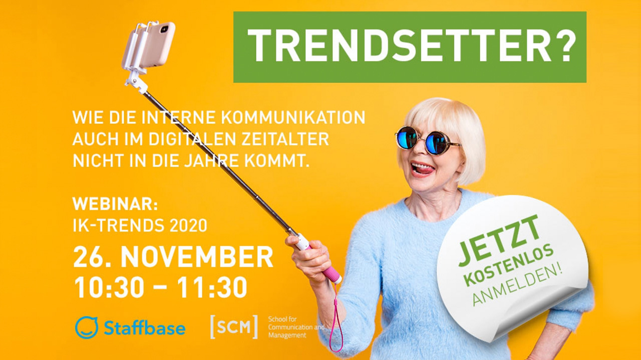Trends für die Interne Kommunikation 2020