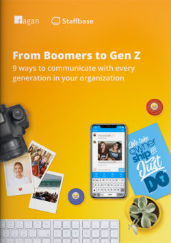 9 Ways to Communicate with Every Generation in your Organization