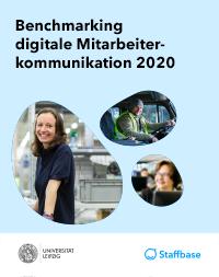 Benchmarking digitale Mitarbeiterkommunikation 2020