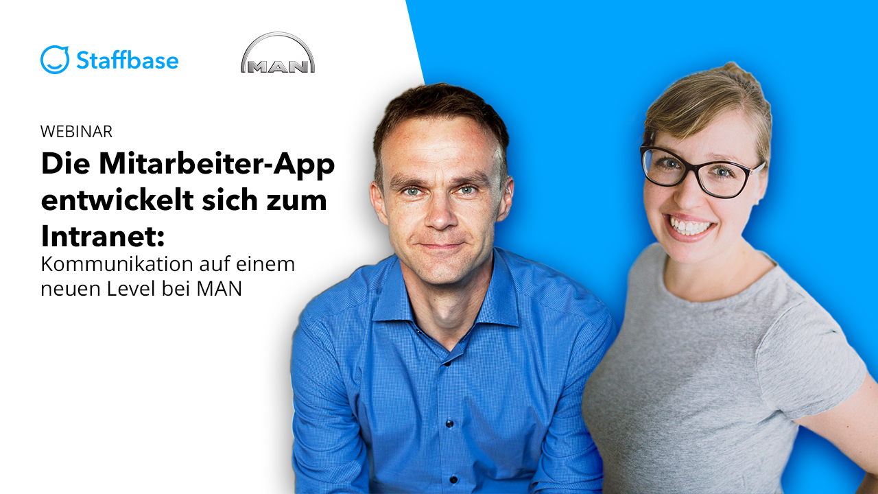 Transformation der Mitarbeiter-App zum Intranet