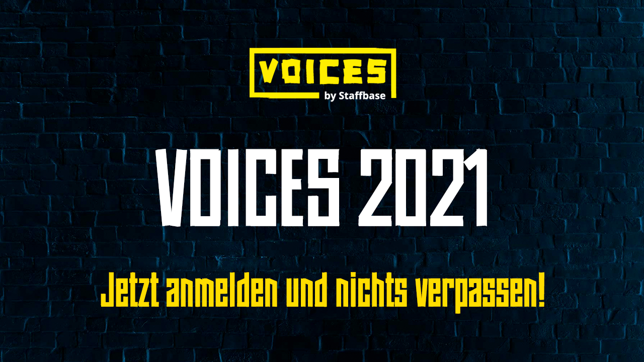 VOICES #1 Konferenz für Interne Kommunikation & Employee Experience