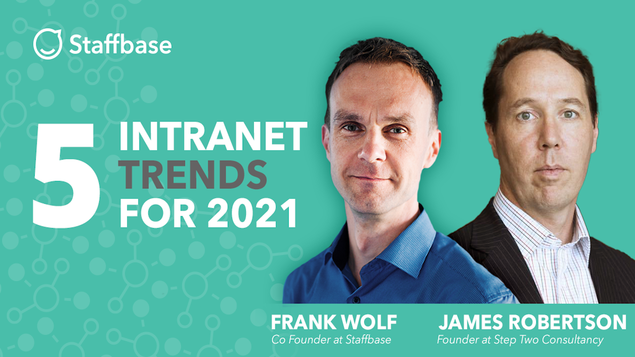 5 Intranet Trends for 2021