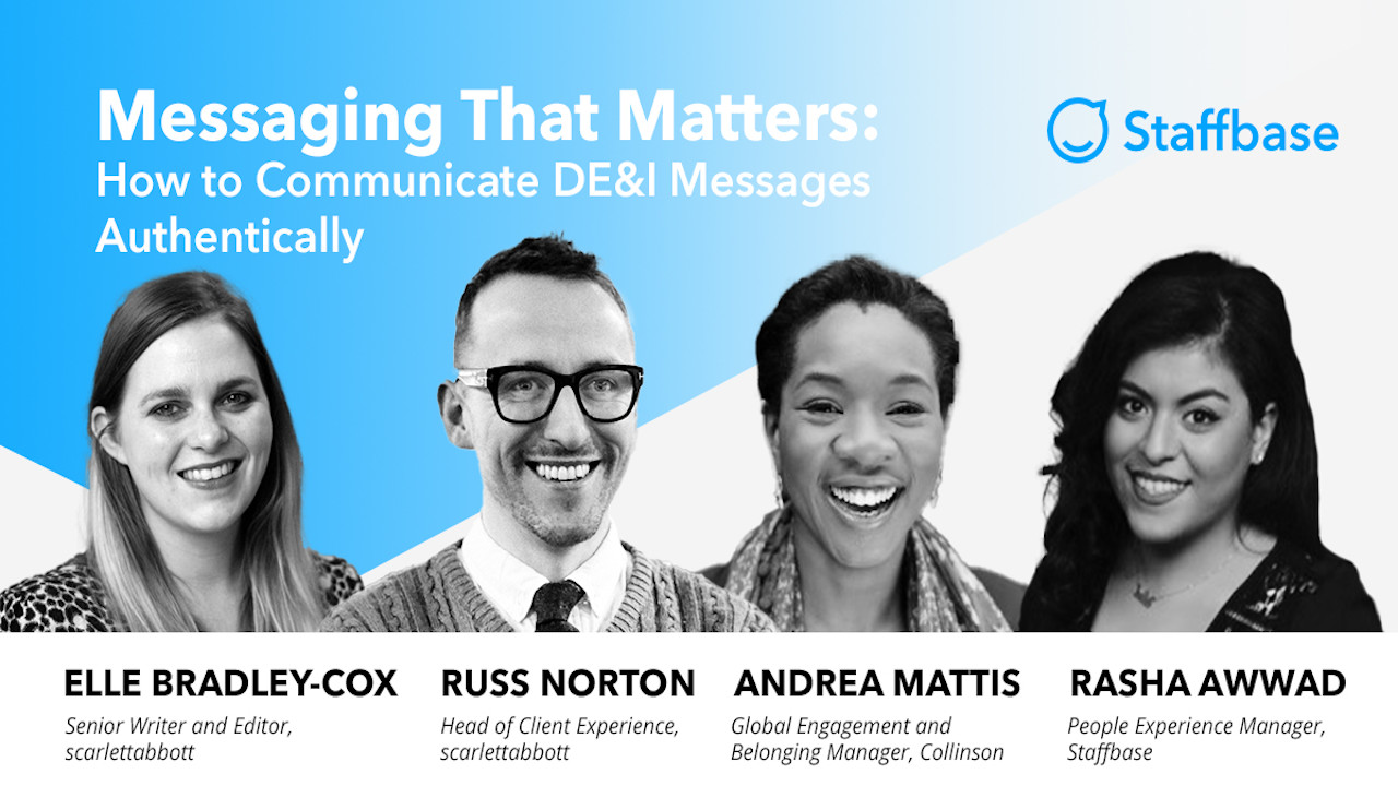How to Communicate DE&I Messages Authentically