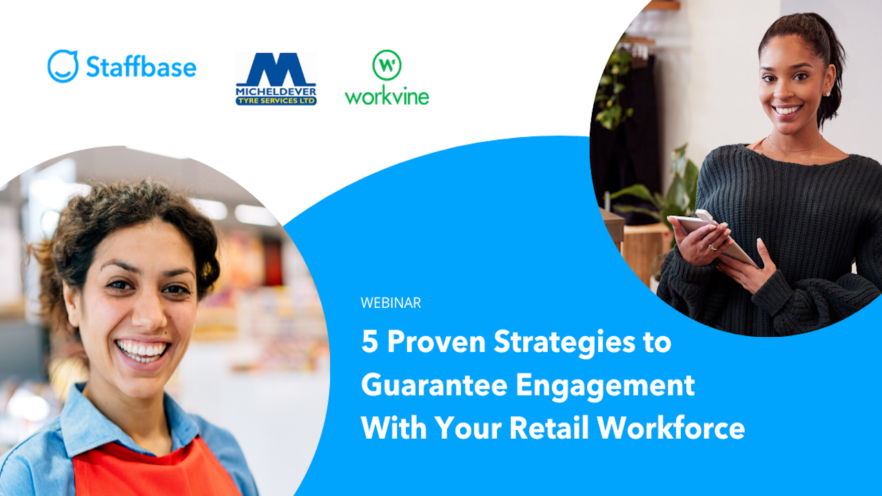 Retail Therapy For Internal Communicators: 5 Proven Strategies to Guarantee Engagement With Your Workforce