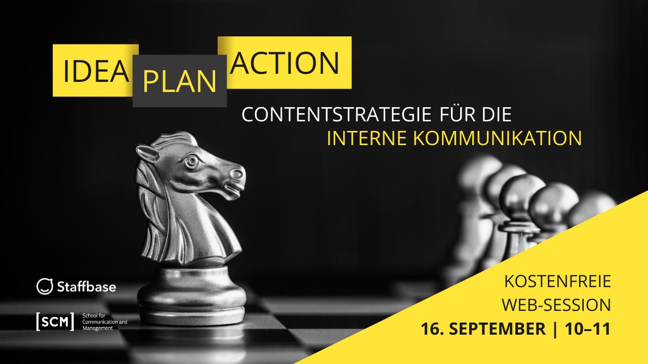 Contentstrategie für die interne Kommunikation